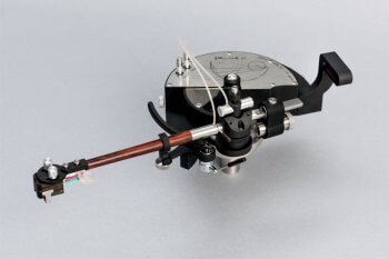 Reed 5T tonearm black finish