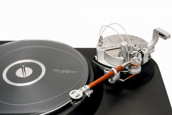 Reed 5T tonearm white finish