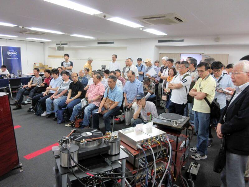 Analog Audio Fair, Tokyo
