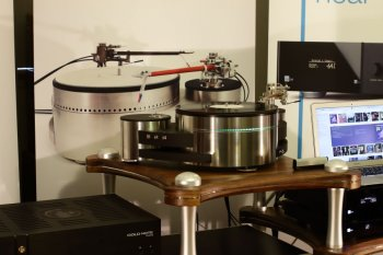 Lisboa 2016 tonearm Turntable Reed Show