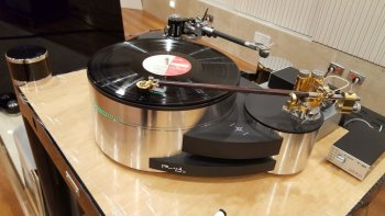 Reed-Audio-Museum-Yang-Jiang-China Muse Turntable