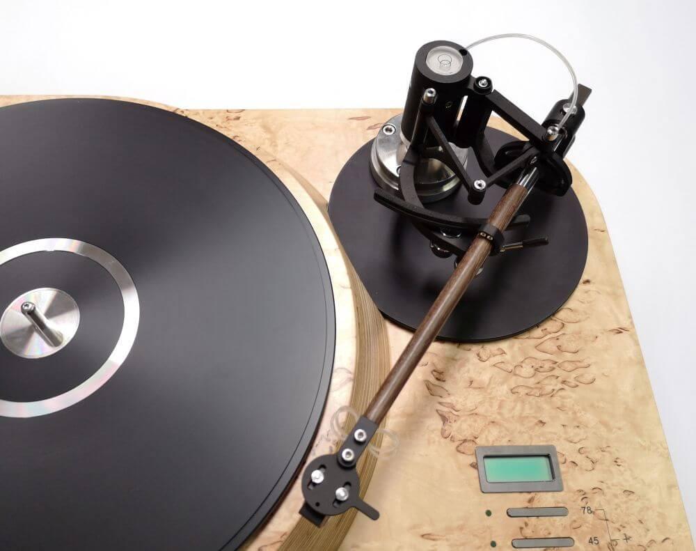 5A tonearm prototype