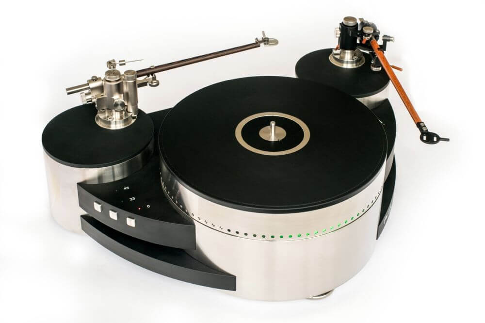 Reed Muse 3C Turntable Black