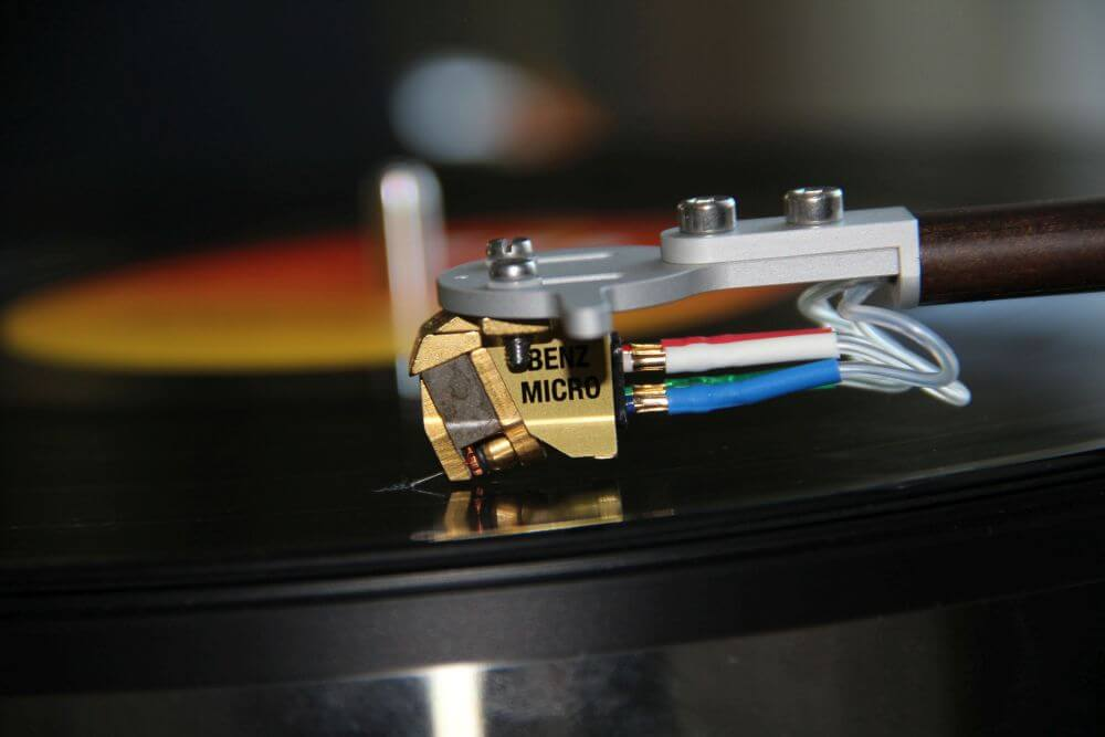Reed tonearm turntables Moscow show
