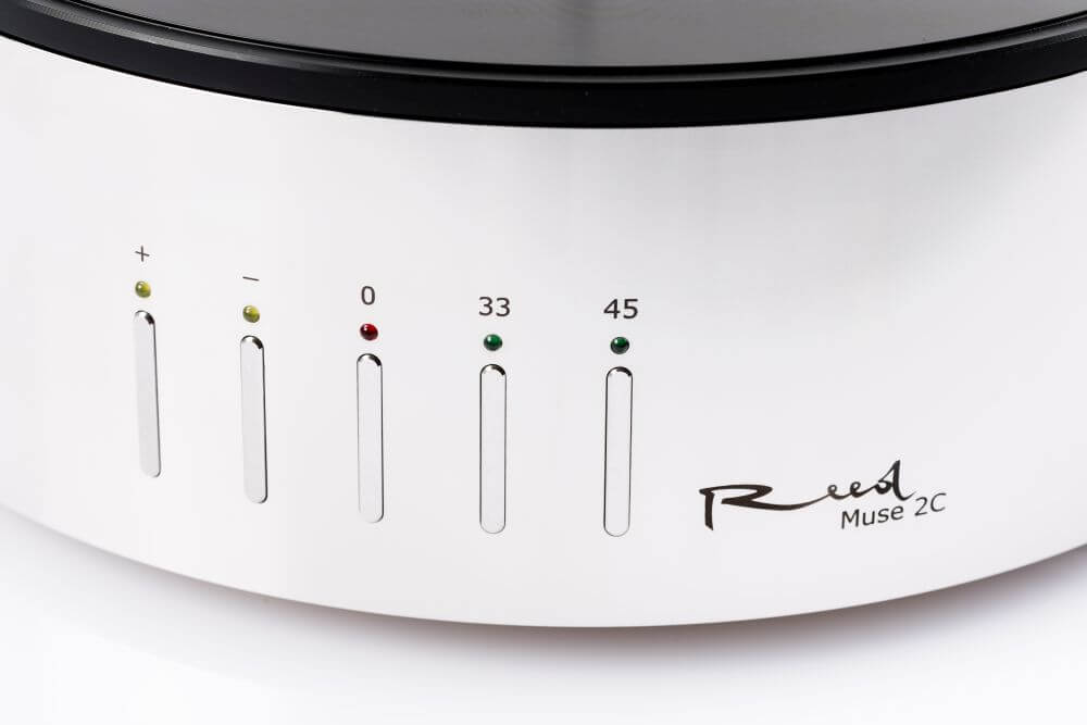 Reed Turntable Muse 2C