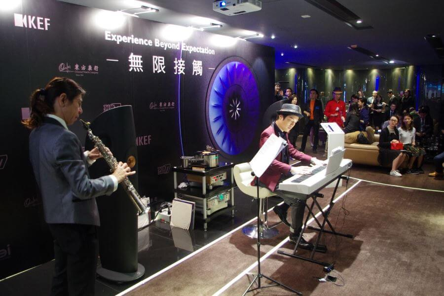 Oriental watch company event