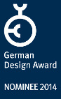 Reed 3P tonearm German Design award