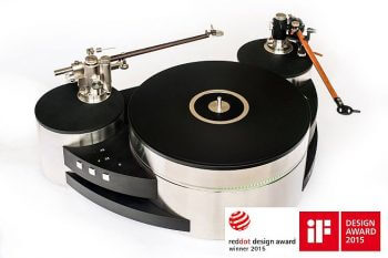 Reed best tonearm awards Red Dot 2015